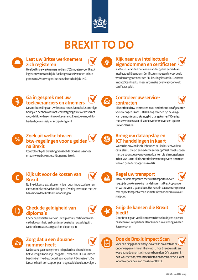 Brexit To Do